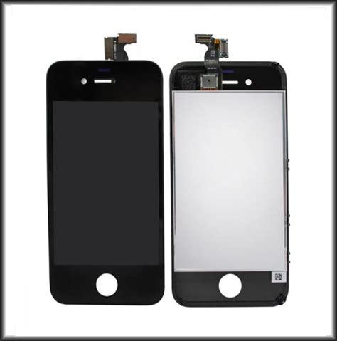 Lcd Iphone 4g Putih iphone 4g lcd touch screen digitizer replacement dippys mobiles