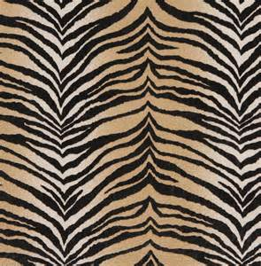 Animal Print Upholstery Fabric by E409 Tiger Animal Print Microfiber Fabric Contemporary