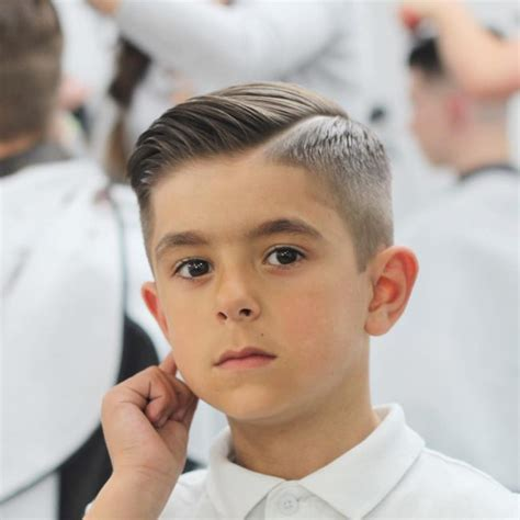comb over hairstyle for teen boys 50 adorable little boy haircuts cute and cool cuts for
