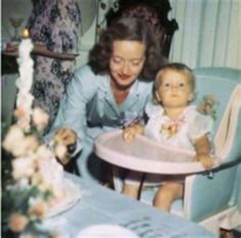 Betty Davis S Daughter bette davis with her daughter barbara bd bette
