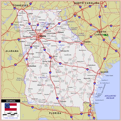 ga map harley davidson of cartersville on my mind