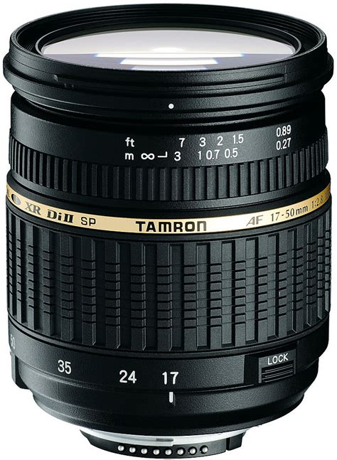 tamron sp af 17 50 mm f 2 8 di ii ld aspherical if for