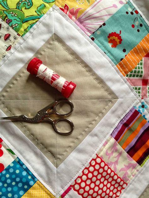 Patchwork Information - scrappy patchwork quilt pattern free