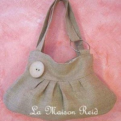 burlap tote bag pattern free 55 best images about purses on pinterest handbags