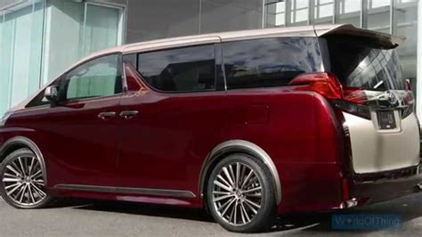 Toyota Alphard 2016 2016 toyota alphard pictures information and specs