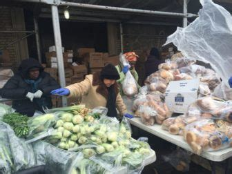 just another day at the food pantries that help the bronx