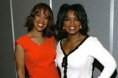 oprah winfrey best friend inside the bizarre oprah stedman and gayle triangle
