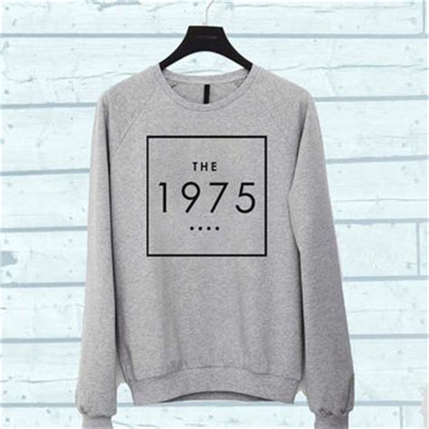 Sweater The 1975 Hoodie the 1975 band sweater sweatshirt crewneck from tamsis02 on etsy