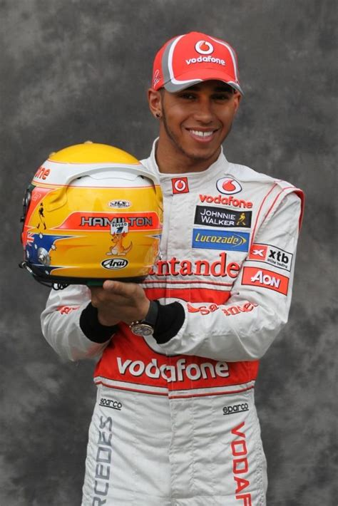 lewis hamilton shows off new lewis hamilton shows his new 2012 helmet design
