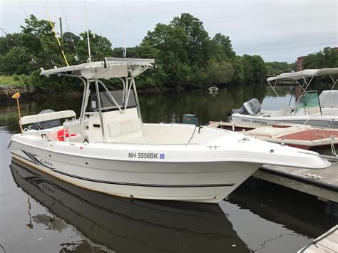 fishing boat for sale nh 2004 used cobia center console fishing boat for sale