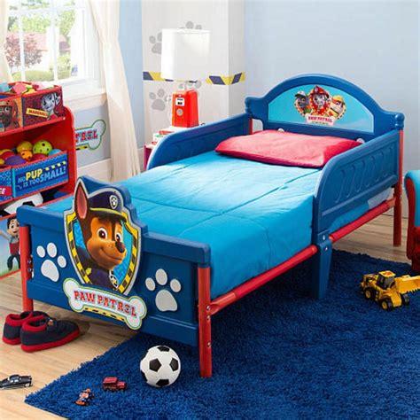 toddler bedroom furniture nick jr paw patrol kids bedroom furniture toddler 3d 13534   s l1000