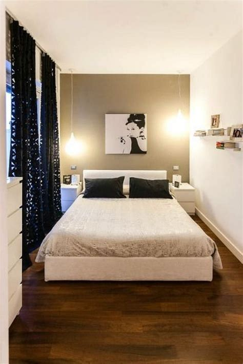 create your bedroom creative ways to make your small bedroom look bigger hative
