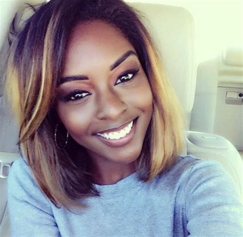 pictures of people who colored their hair with loreal feria b16 gorgeous black girls r pretty 2 hair pinterest