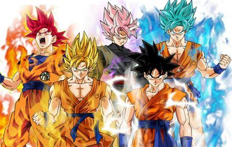 imágenes de goku con el pelo azul significado de los colores en nuestros personajes