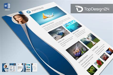 Bewerbung Design Bewerbung Designvorlagen Topdesign24 Bewerbungsvorlagen