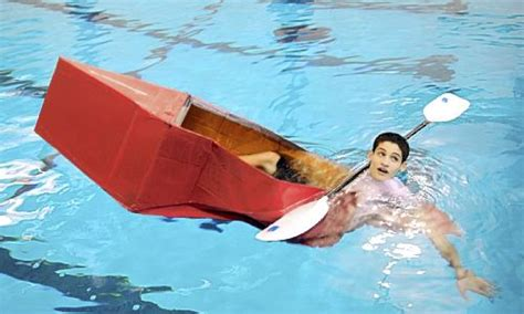 cardboard boat best design detail how to build a cardboard boat that floats plans boat