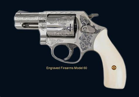 Sweety Silver M60 i need this firearm so beautiful engraved firearms