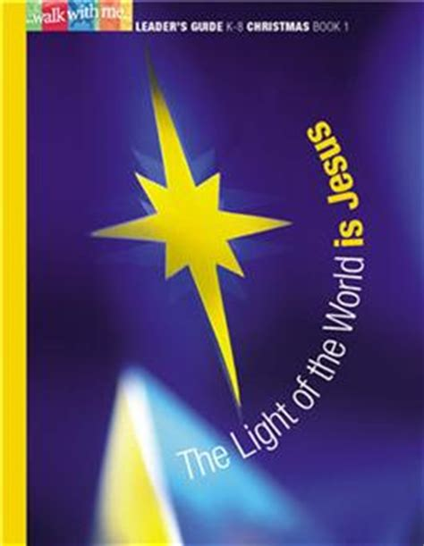 the light of the world is jesus christmas book 1 faith