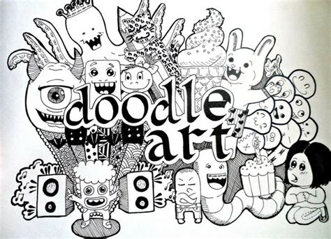 doodlebug la doodle nơi tự do s 193 ng tạo doodle nghệ thuật
