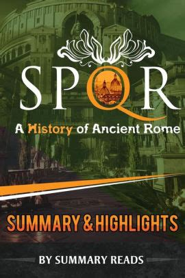 spqr a history of summary spqr a history of ancient rome by mary beard by summary reads paperback barnes noble 174