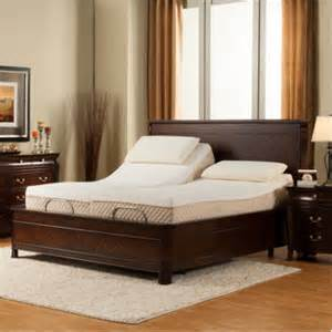 Sleep Number Beds Split King Sleep Science Black 11 Quot Split King Memory Foam
