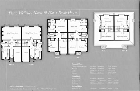 apsley house floor plan 4 bedroom semi detached house for sale in apsley house plot 2 couchmore avenue hinchley kt10