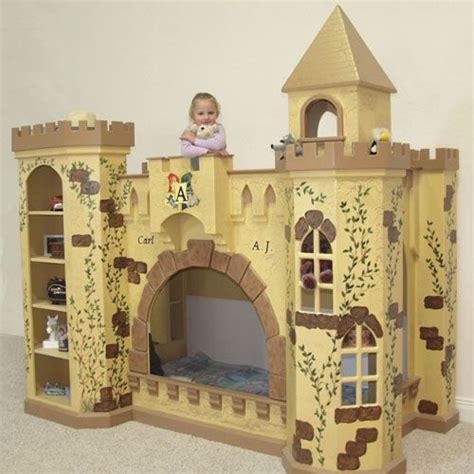 castle beds for boys pinterest the world s catalog of ideas