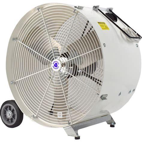 schaefer fans for sale schaefer versa kool portable drum fan 24in 1 2 hp