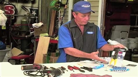 g3 boat transom problems how to install a livewell pump youtube