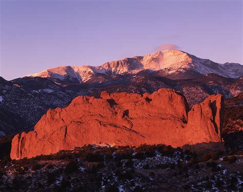 Garden Of The Gods Altitude Garden Of The Gods Colorado Elevation