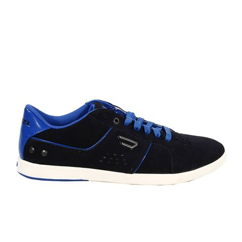 diesel sneakers diesel shoes gotcha sneaker crosta in blue for black