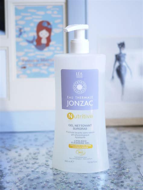 gel peau atopique eau thermale jonzac nutritive le gel surgras pour peaux sensibles le monde de porcelaine