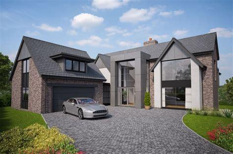build house modern house