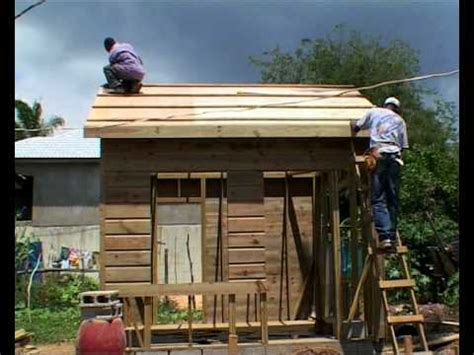 how to build a wood house hurricanes how to build a safer wooden house youtube