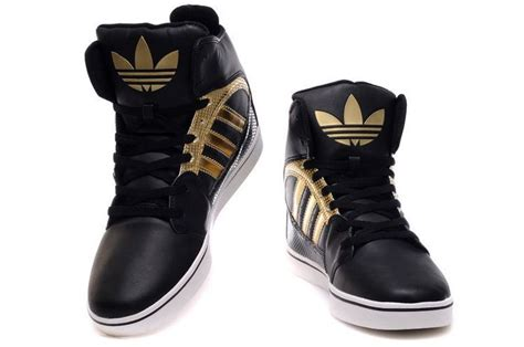tops shoes and bags on pinterest 1173 pins hightops adidas high tops black gold adidas high tops