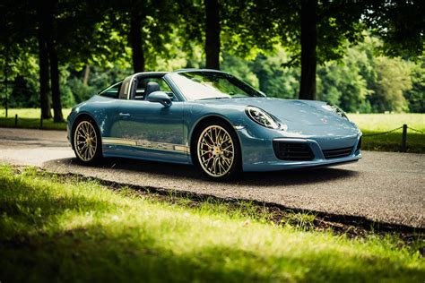 porsche 911 targa official 2017 porsche 911 targa 4s exclusive design