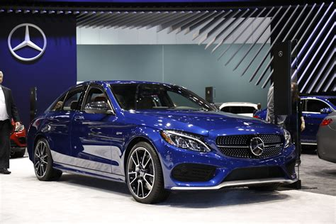 mercedes auto show mercedes at the 2017 chicago auto show mbworld org