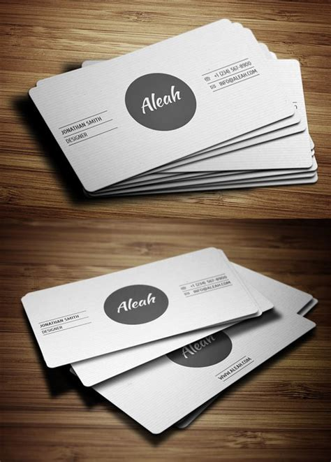 Ready Made Business Card Templates by 25 New Professional Business Card Templates Print Ready