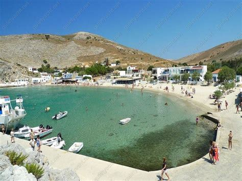 pserimos island greece greek dodecanese islands