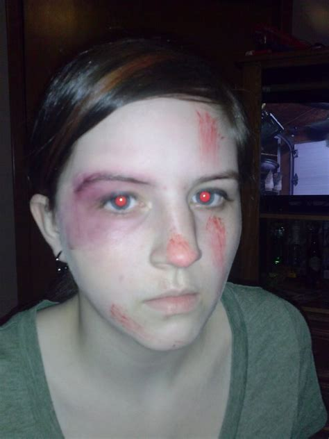 Makeup Dean Dean Winchester Makeup By Theradioactives On
