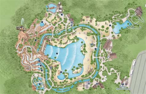 typhoon lagoon map 1st trip to disney world check out the walt disney world quot parks quot maps disney s cheapskate
