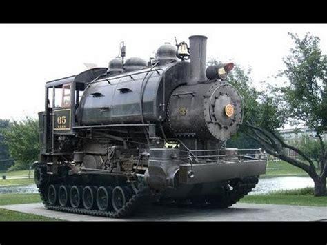 crazy steampunk train tank youtube
