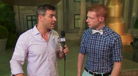 jeff schroeder backyard interviews big brother usa live feed updates jeff schroeder s