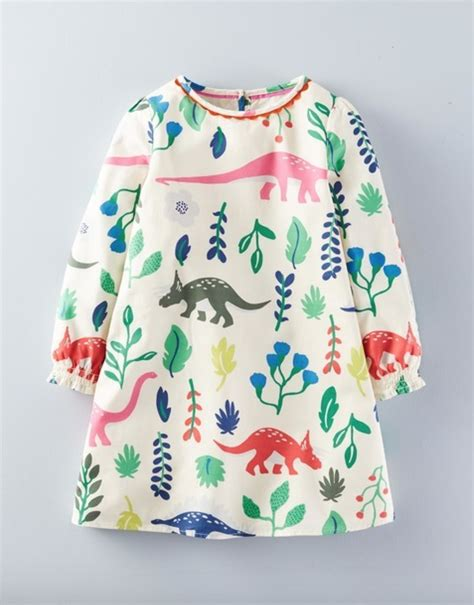 Stelan Baby Up Dino an ode to boden s dinosaur dress for