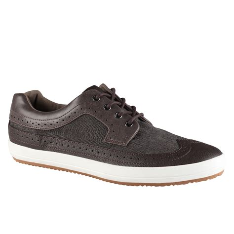 aldo sneakers aldo schneller shoes in brown for brown lyst