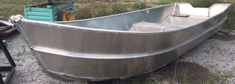 used all welded aluminum boats for sale 2016 new welded aluminum work boat boat for sale 17 foot
