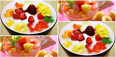cara membuat sop buah untuk jualan resep dan cara membuat sup buah super joko warino blog