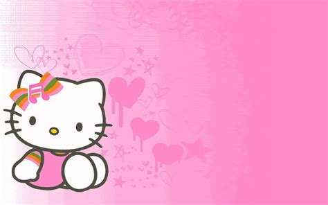 hello kitty wallpaper online hello kitty backgrounds wallpaper cave