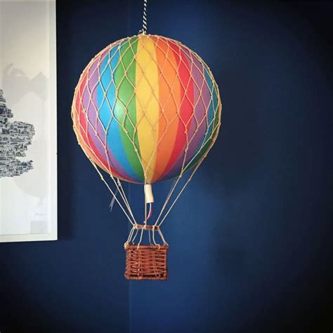 Large Air Balloon Decorations by Medium Air Balloon Decoration Rainbow