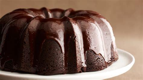 devils bundt cake
